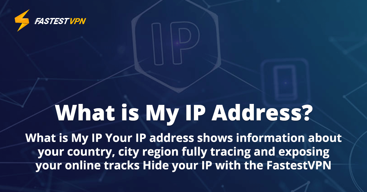 What is my IP Address - Check Your Public IP Location Here